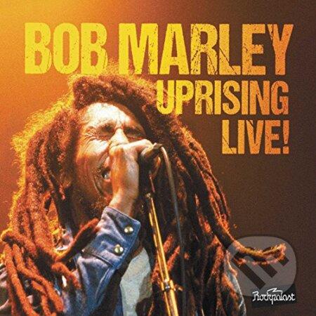 Bob Marley: Uprising Live! Coloured LP - Bob Marley