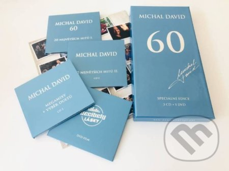 Michal David 60 - Speciální edice - Michal David