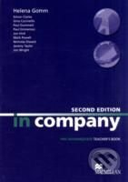 In Company - Pre-Intermediate - Teacher's Book (Second Edition) -