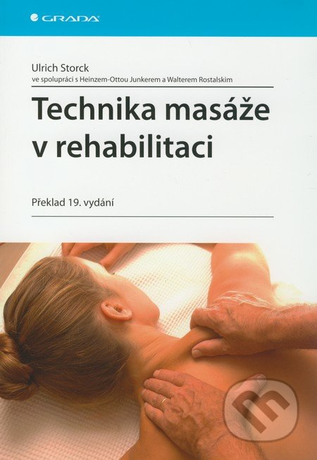 Fatimma.cz Technika masáže v rehabilitaci Image