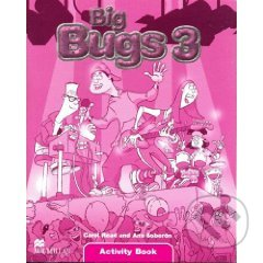 Big Bugs 3 - Activity Book - Carol Read