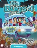 Big Bugs 4 - Pupil's Book - Elisenda Papiol, Maria Toth