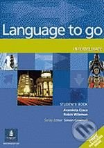 Language to go - Intermediate - Araminta Crace, Robin Wileman
