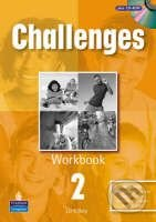 Challenges 2: Workbook and CD-ROM Pack - Michael Harris