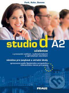 Fatimma.cz Studio d A2 - učebnica + CD Image