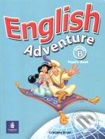 English Adventure - Starter B - Pearson, Longman