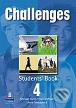 Challenges 4: Student's Book - Michael Harris, David Mower