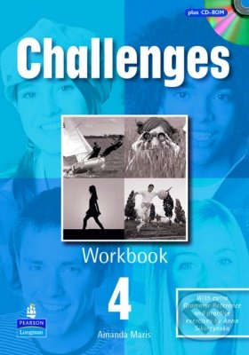 Challenges 4: Workbook with CD-ROM - Amanda Maris