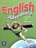 English Adventure 1 - Anne Worrall