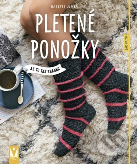 Pletené ponožky - Babette Ulmer