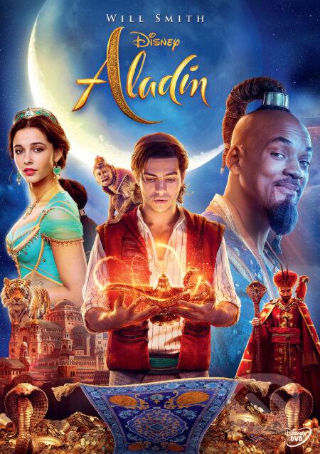 Aladin (2019) DVD