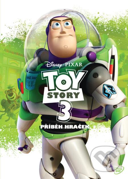 Toy Story 3: Příběh hraček - Edice Pixar New Line DVD