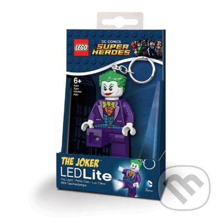 LEGO DC Super Heroes Joker svítící figurka - LEGO