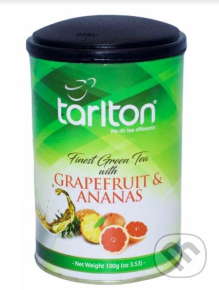 TARLTON Green Grapefruit & Ananas - Bio - Racio