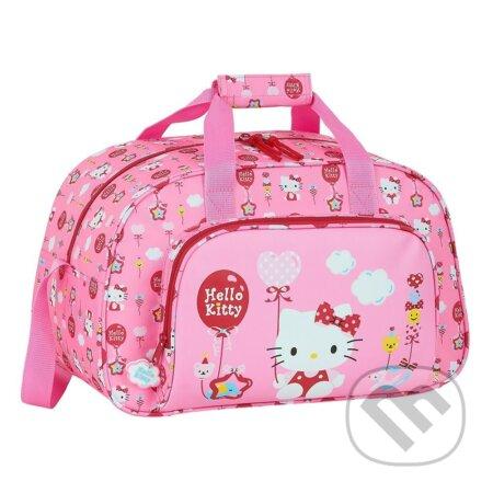 Športová taška Hello Kitty: Balloon vzor 12016