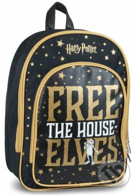 Batoh Harry Potter: Dobby - Free The House Elves - Harry Potter