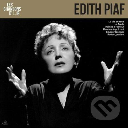 Edith Piaf: Les Chansons d'or LP - Edith Piaf