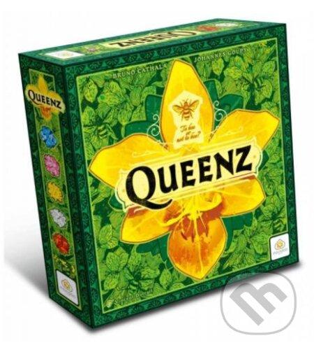 Queenz CZ/EN - Tlama games
