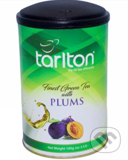 TARLTON Green Plum - Bio - Racio