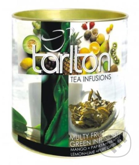 TARLTON Green Multifruit - Bio - Racio