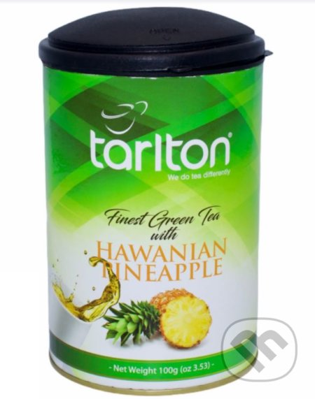 TARLTON Green Pineapple - Bio - Racio