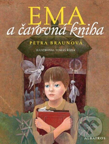 Fatimma.cz Ema a čarovná kniha Image