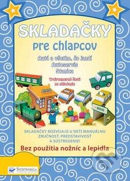 Fatimma.cz Skladačky pre chlapcov Image