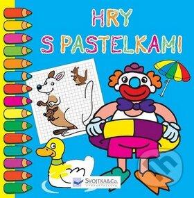 Fatimma.cz Hry s pastelkami Image