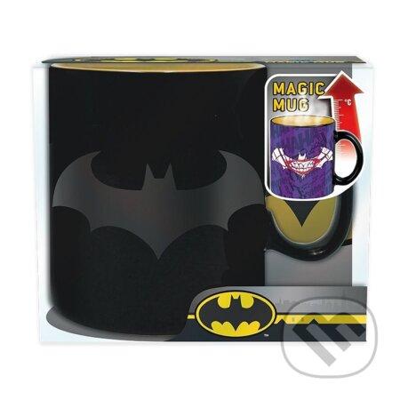 Hrnek Batman - Dark Knight, měnící se - Fantasy