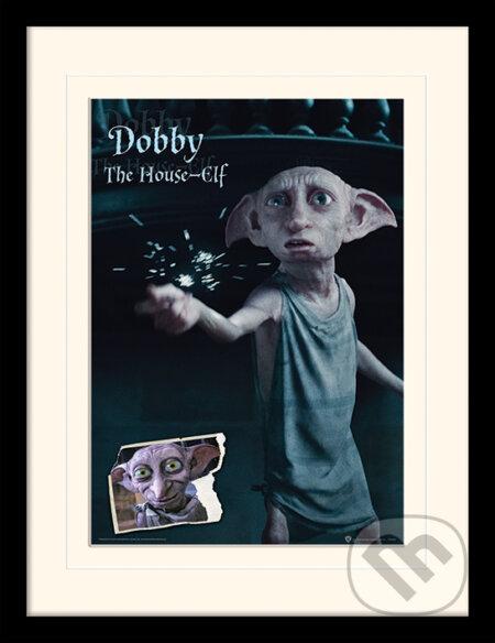 Plagát v ráme Harry Potter: Dobby - Harry Potter