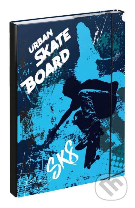 Baagl Desky na školní sešity / Skateboard A4 - Presco Group