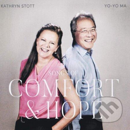 Ma Yo-Yo & Kathryn Stott: Songs of Comfort & Hope - Ma Yo-Yo & Kathryn Stott