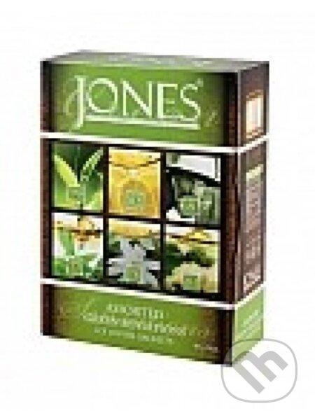 6511 JONES Variace Green l 6x10x1,5g - Liran
