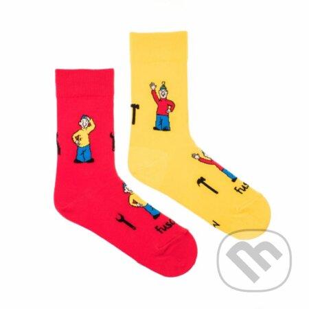 Detské ponožky Pat a Mat S - Fusakle.sk