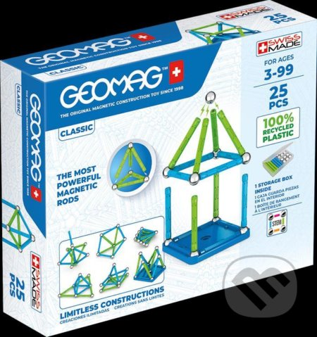Geomag Classic 25 dílků - Geomag