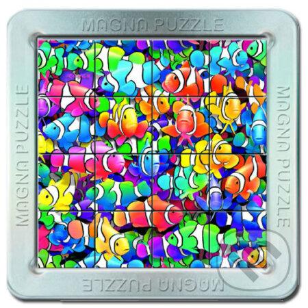 Magnetické 3D puzzle Rybičky - Piatnik