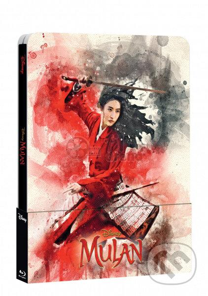 Mulan Steelbook Blu-ray