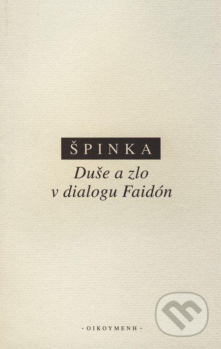 Fatimma.cz Duše a zlo v dialogu Faidón Image