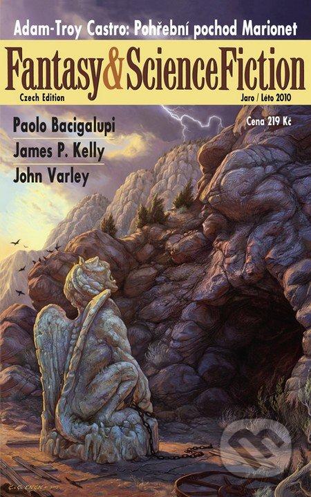 Fantasy & ScienceFiction - Jaro/Léto 2010 - Triton