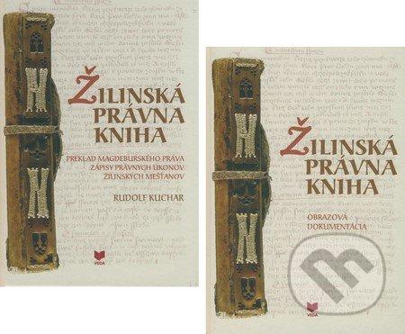 Fatimma.cz Žilinská právna kniha (set dvoch titulov) Image