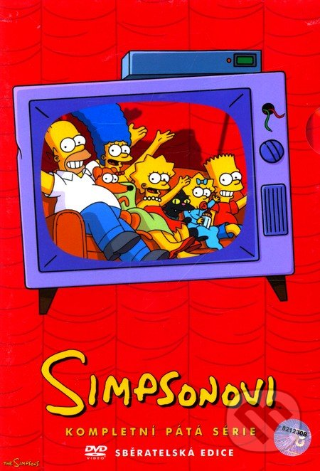 Simpsonovci - 5. séria (seriál) - Mark Kirkland, Rich Moore, Jeff rey Lynch