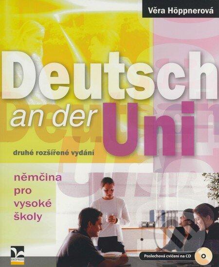 Fatimma.cz Deutsch an der Uni: Němčina pro vysoké školy Image