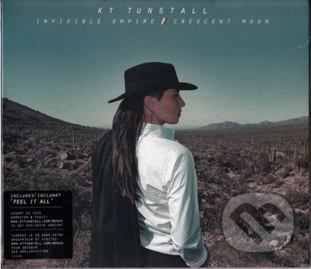 Tunstall KT: Invisible Empire / Crescent Moon - Tunstall KT