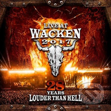 Various Artists: Live At Wacken 2017 - 28 Years Louder Than Hell (2cd+2dvd) - Various Artists