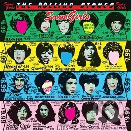 Rolling Stones: Some Girls LP - Rolling Stones