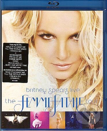 Britney Spears: Britney Spears Live: The Femme - Britney Spears