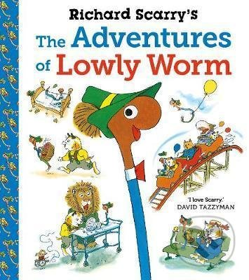 The Adventures of Lowly Worm - Richard Scarry