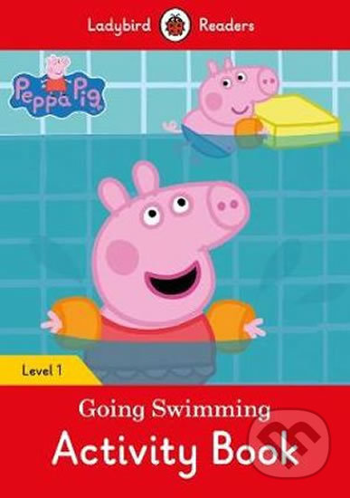 Peppa Pig Going Swimming - Activity Book -