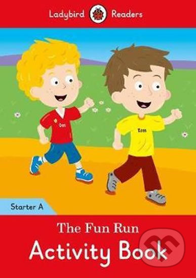 The Fun Run - Activity Book -