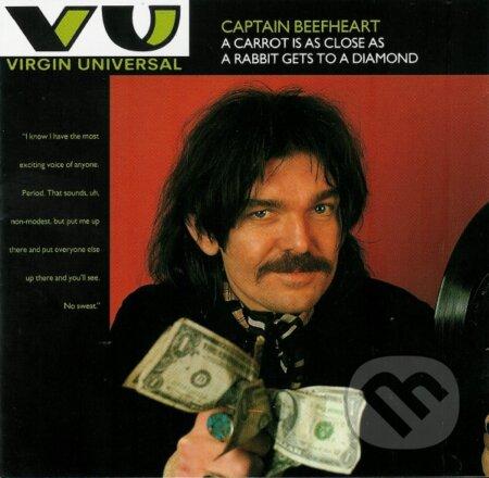 Captain Beefheart: Carrot Is AsClose Gets To A Diamond - Captain Beefheart